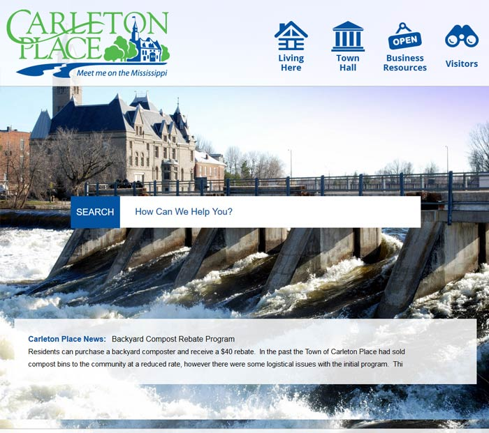 Municipal Website